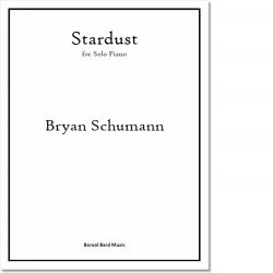 Stardust - Sheet Music Product Image