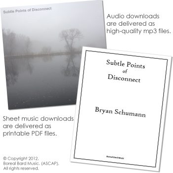 Subtle Points of Disconnect - Grouped - Product Image
