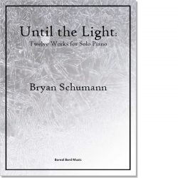 Until the Light - Sheet Music Product Image