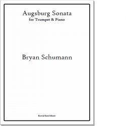 Augsburg Sonata - Sheet Music Product Image