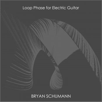 Loop Phase for Electric Guitar - Digital Album Cover