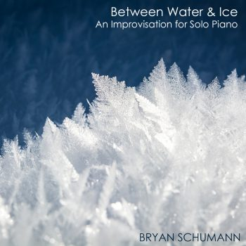 Between Water & Ice - Digital Album Cover