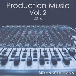 Production Music Vol 2 - Digital Album Cover