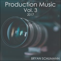 Production Music Vol 3 - Digital Album Cover