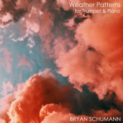 Weather Patterns for Trumpet & Piano - Digital Album Cover