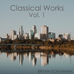 Classical Works Vol 1 - Digital Album Cover