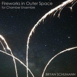 Fireworks in Outer Space - Digital Album Cover
