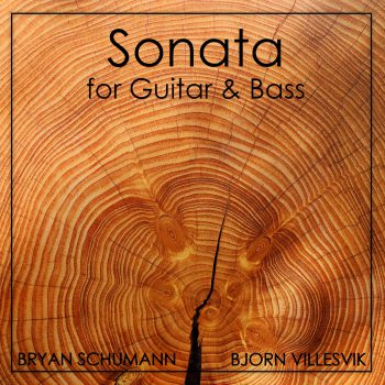 Sonata for Guitar & Bass - Digital Album Cover