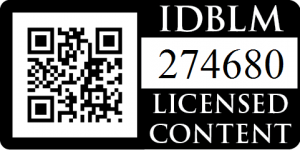 IDBLM_274680_Legally Licensed Content ID